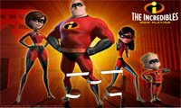 The incredibles puzzle