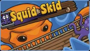 Игра головоломка - Squid Skid